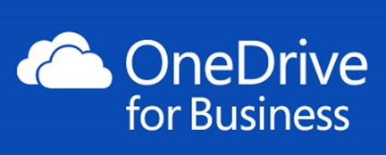 OneDrive for Business site folders page