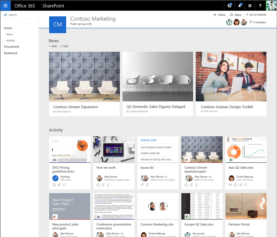 What's new with SharePoint? Microsoft's Future of SharePoint event round-up
